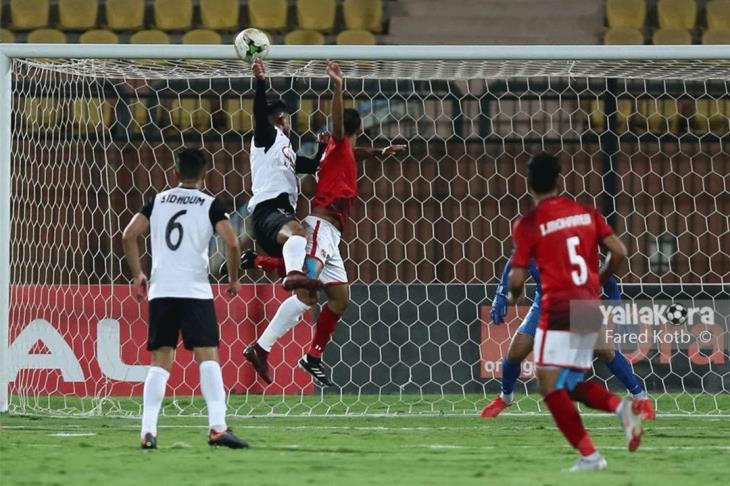 لاعب سطيف: مواجهة الأهلي تذكرني بلقاء الجزائر وألمانيا في المونديال