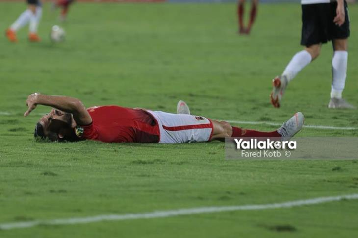 طبيب تونس: اعتقدنا أن إصابة معلول كبيرة.. ولن يحتاج لجراحة
