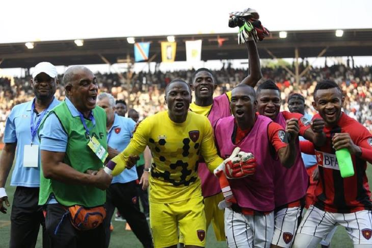"""دوري أبطال أفريقيا.. بريمييرو دي أوجوستو يصدم الترجي بهدف """"غريب"""" في ذهاب نصف النهائي"""