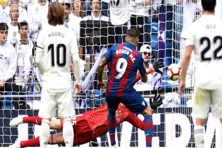 الـVAR يحبط الملكي.. سقوط ريال مدريد يتواصل بخسارة جديدة أمام ليفانتي