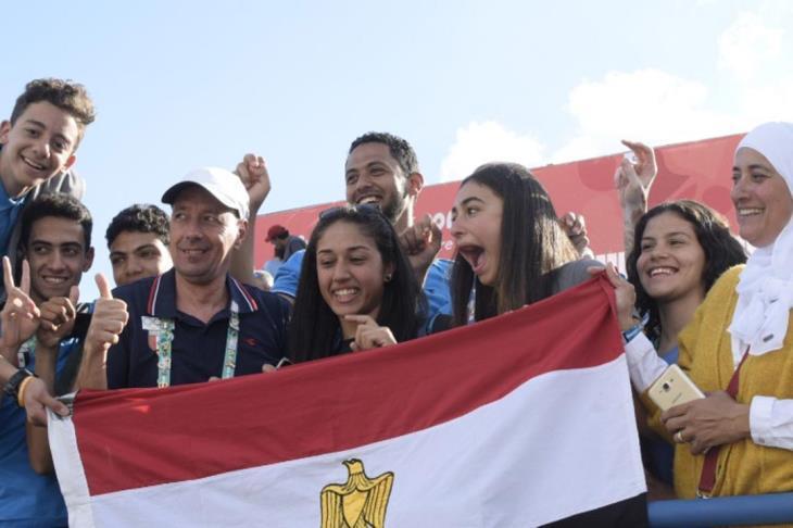 """أولمبياد الشباب 2018.. الأفضل في تاريخ مصر.. والأول """"عربيا وإفريقيا"""""""