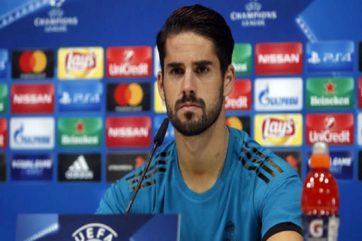 تقرير.. إيسكو .. صداع جديد في رأس ريال مدريد