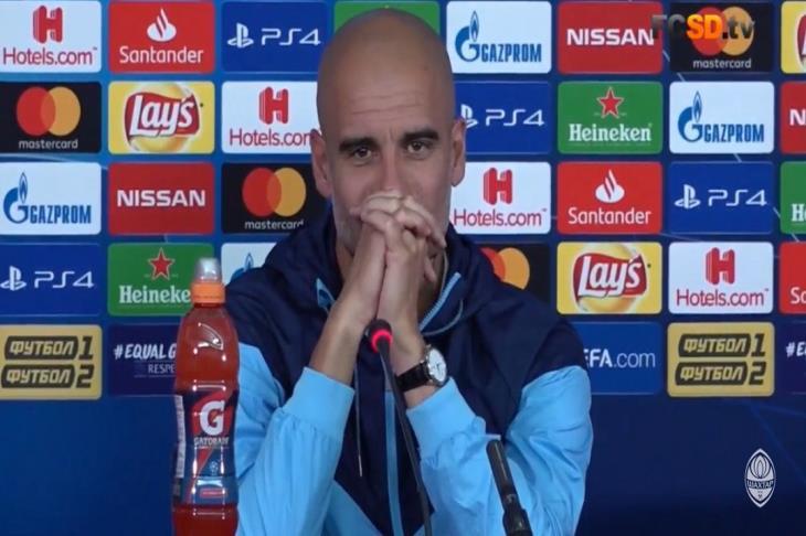 """جوارديولا يرد.. هل مانشستر سيتي """"غير جاهز"""" لتحقيق لقب دوري الأبطال؟"""