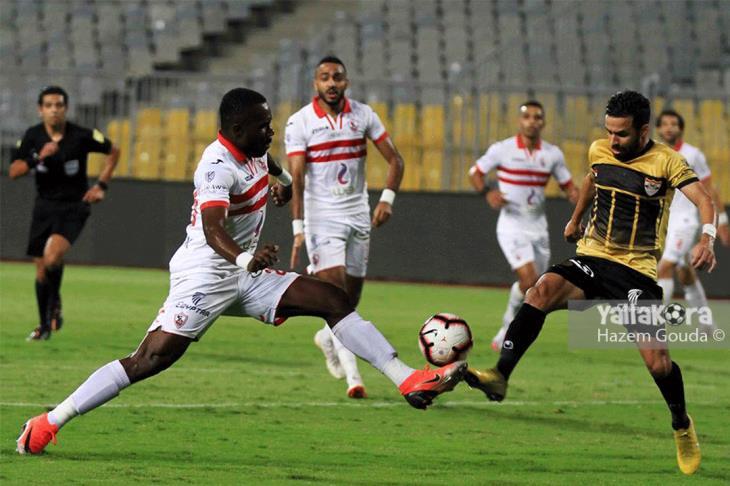 الزمالك يستغل الوقت الإضافي للإطاحة بالانتاج والتأهل لربع نهائي كأس مصر