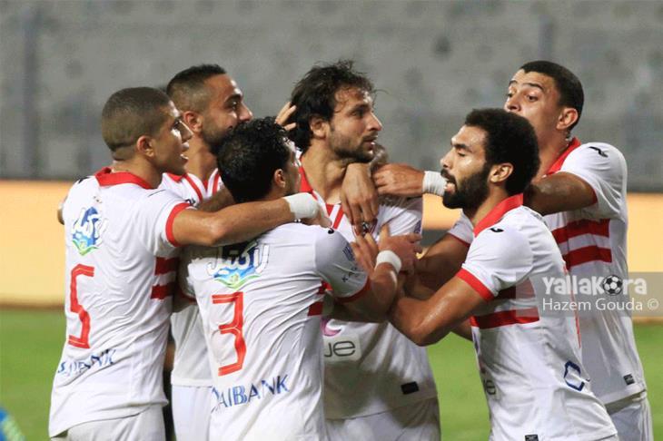تقرير.. فوز الزمالك على الإنتاج = لقب كأس مصر