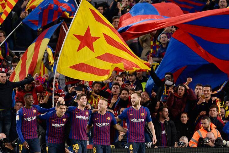 رسميا.. مواجهة برشلونة وجيرونا لن تقام في ميامي
