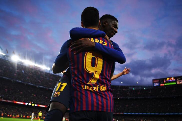 برشلونة يواصل إنفراده بصدارة الليجا بعد فوز على سيلتا فيجو
