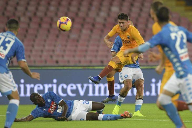 نابولي يسقط في فخ التعادل أمام كييفو في الدوري الإيطالي