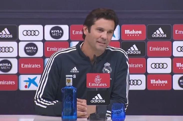 صحيفة: ريال مدريد يقرر استمرار سولاري لنهاية الموسم