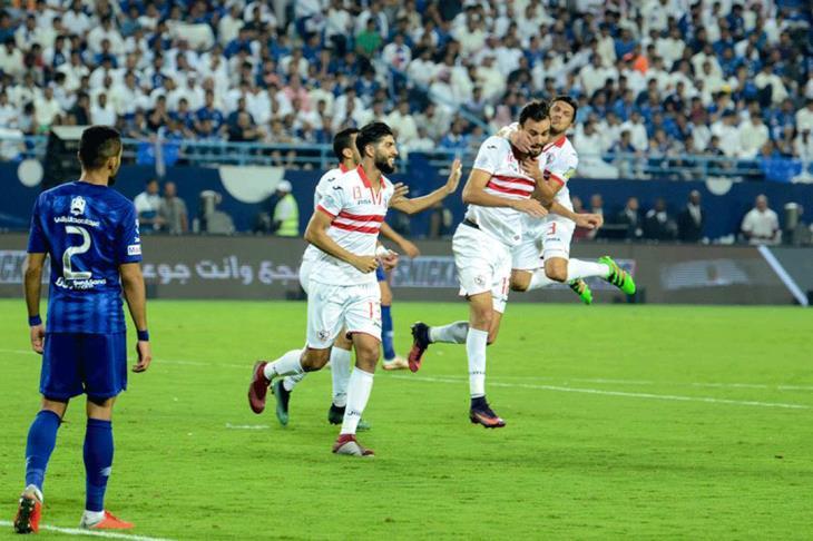 النقاز يخطر الزمالك بموعد عودته للقاهرة