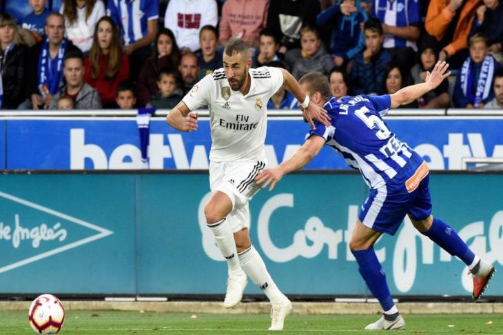 نزيف مستمر.. ريال مدريد يسقط في ألافيس بالوقت القاتل