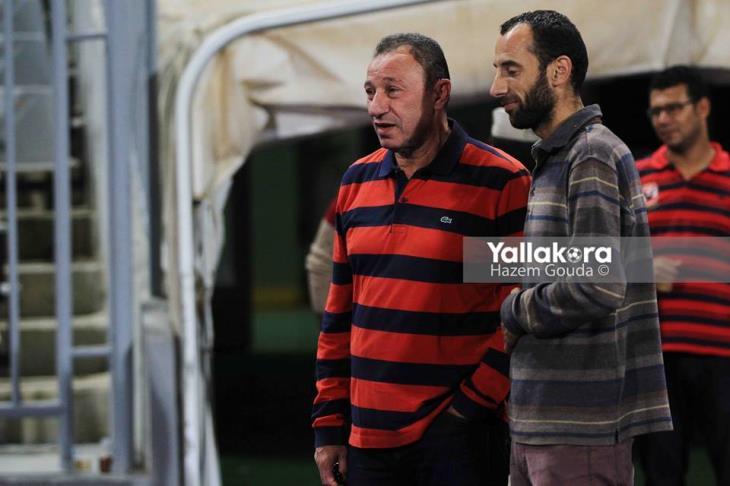 مران الأهلي.. الخطيب يجتمع باللاعبين.. وفحص طبي للثلاثي