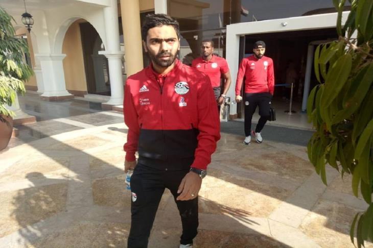 بالصور.. المنتخب الوطني يتوجه إلى برج العرب استعدادًا لمباراة تونس