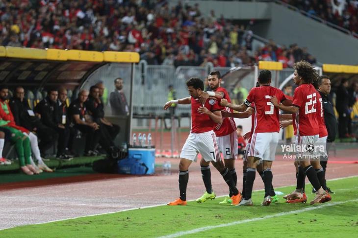 بالفيديو.. ملخص انتصار مصر على تونس.. محاولات وأهداف والتفاف الأطفال حول البطل الخارق