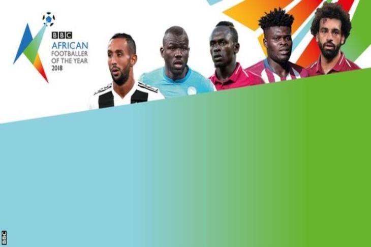 صوّت لصلاح.. ملك مصر ينافس 4 لاعبين للاحتفاظ بجائزة BBC