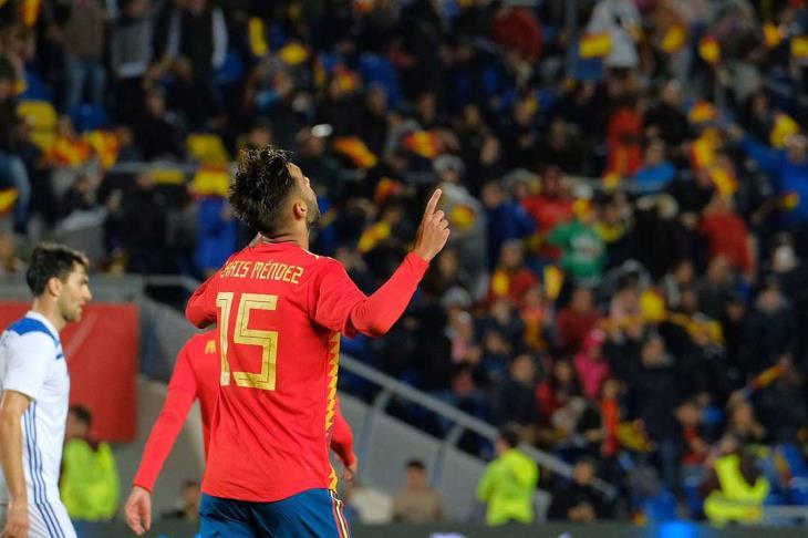 إسبانيا تقسو على السويد في تصفيات يورو 2020