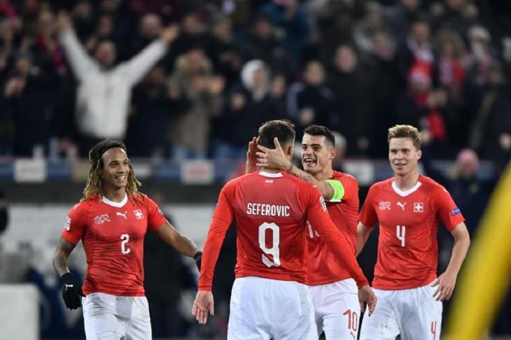 تصفيات يورو 2020.. السويد تتأهل.. وسويسرا تنتزع فوزاً صعباً