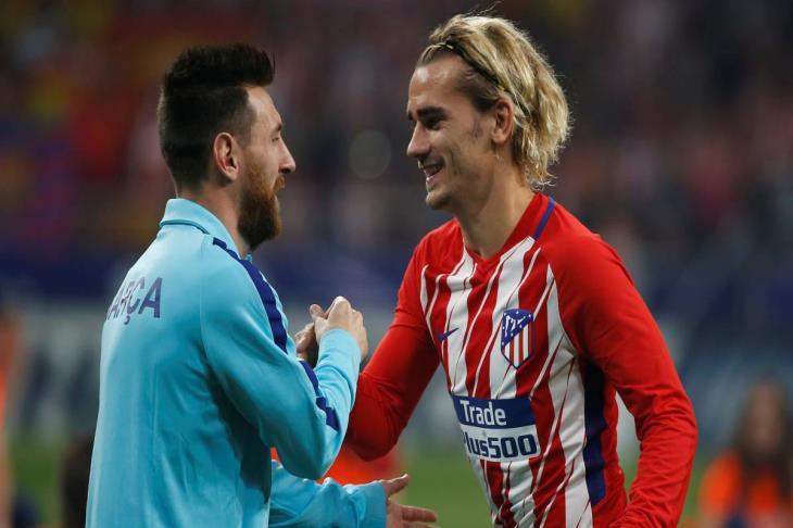 محاولة أخيرة.. تقارير: مانشستر يونايتد ينافس برشلونة للتعاقد مع جريزمان