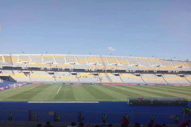 """رسميًا.. اتحاد الكرة يعلن """"جاهزية"""" برج العرب لاستضافة مباراة القمة"""