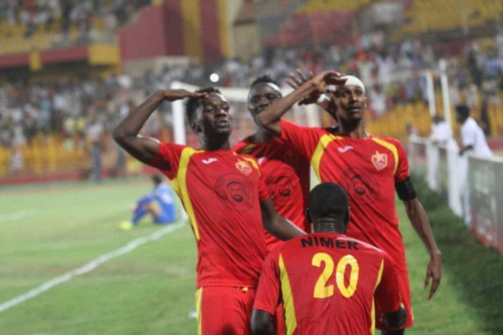 المريخ يلتهم اتحاد العاصمة في كأس زايد ويسجل أسرع أهداف البطولة