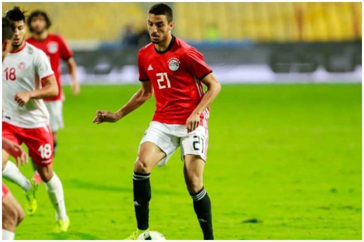 """""""مستحيل بعض الشيء"""".. المقاولون يرد على أنباء توقيع طاهر محمد طاهر للزمالك"""