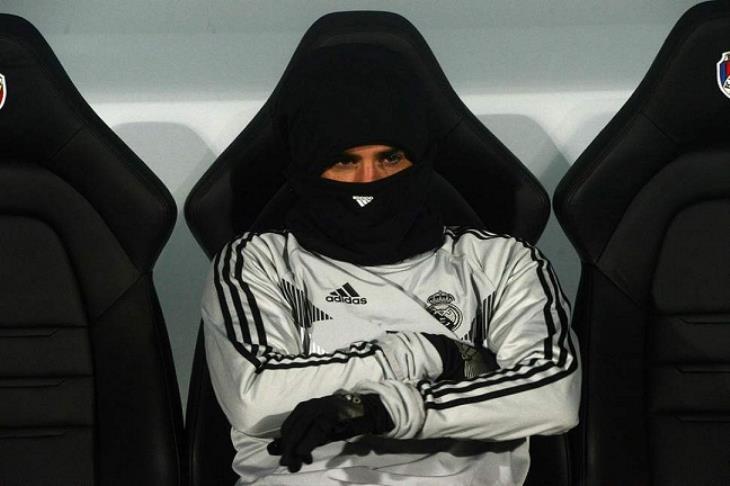 تقارير تكشف.. لماذا تم استبعاد إيسكو من مباراة ريال مدريد أمام روما بدوري الأبطال؟