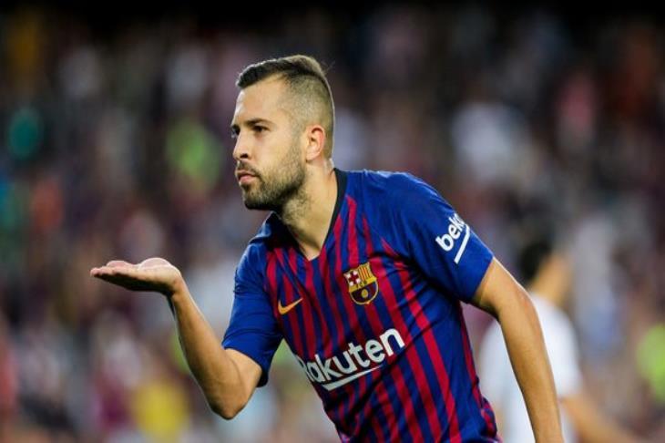 تقرير: سرقة منزل جوردي ألبا لاعب برشلونة