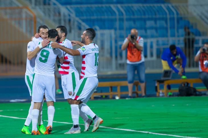 مولودية الجزائر يلدغ النصر السعودي بهدف ليضع قدما بدور الـ8 لكأس زايد