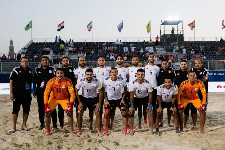 الكرة الشاطئية.. مصر تتأهل لدور قبل النهائي لكاس القارات