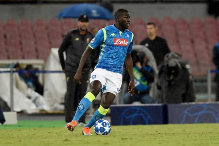 تقرير: نابولي رفض عرض مانشستر يونايتد لضم كوليبالي بمبلغ 103 مليون يورو