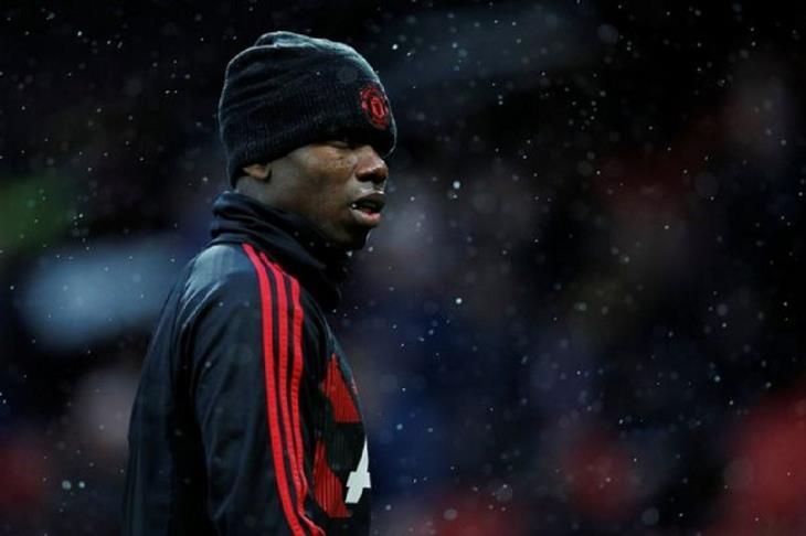 تقارير: بوجبا لن يغادر مانشستر يونايتد في يناير