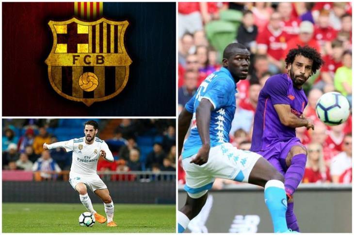صباحك أوروبي.. برشلونة يتراجع.. حظوظ ليفربول ونابولي.. وبايرن يراقب إيسكو
