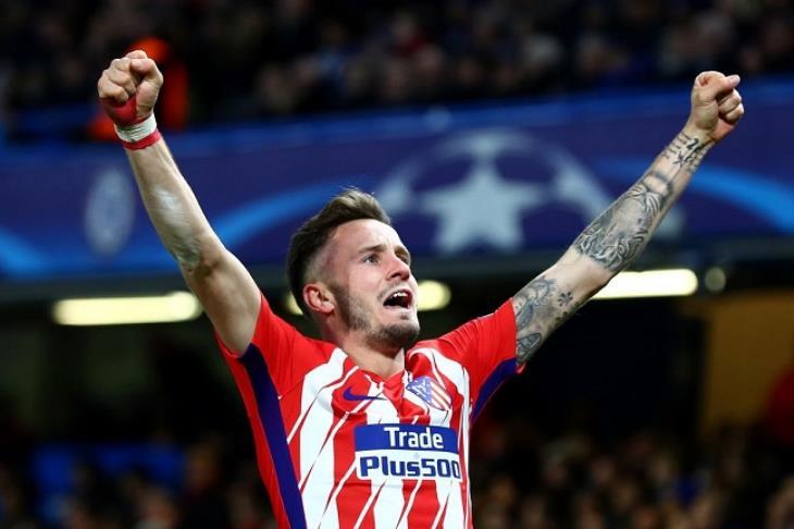 ساؤول لاعب أتلتيكو مدريد يثير الجدل حول مستقبله