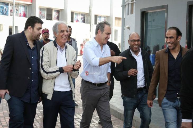 عبدالحفيظ ليلا كورة: لاسارتي مديرا فنيا للأهلي لمدة موسم ونصف