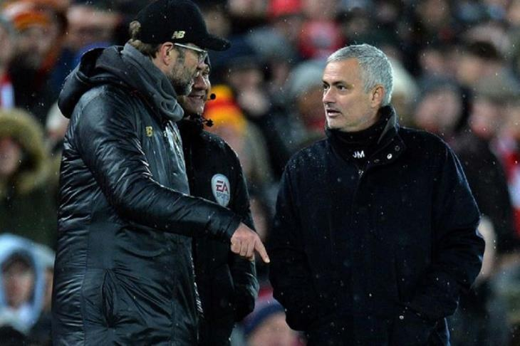 """مورينيو: سأشعر بـ""""الأسف"""" إذا خسر ليفربول نهائي الأبطال"""