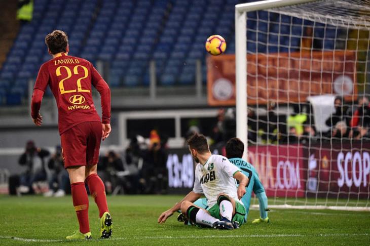 روما يحقق انتصارا مقنعا على ساسولو في الدوري الإيطالي وتورينو يهزم إمبولي