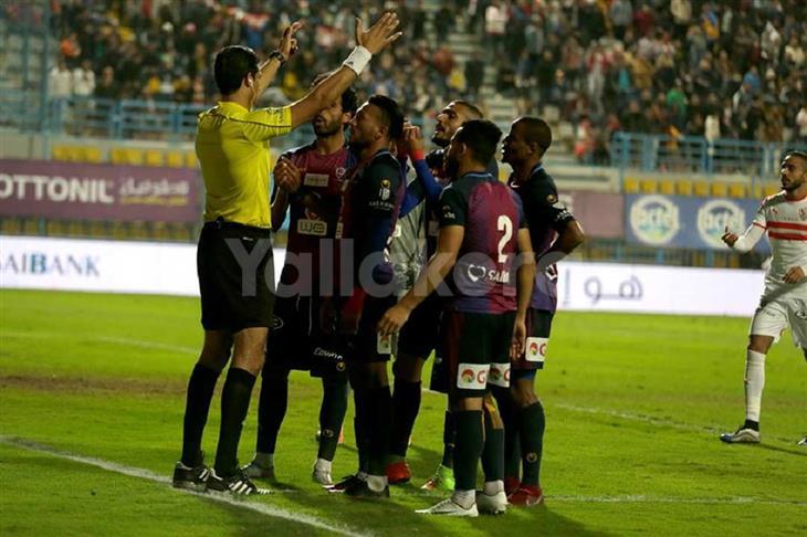 بتروجيت يستعيد نغمة الانتصارات بفوز مثير على مصر المقاصة