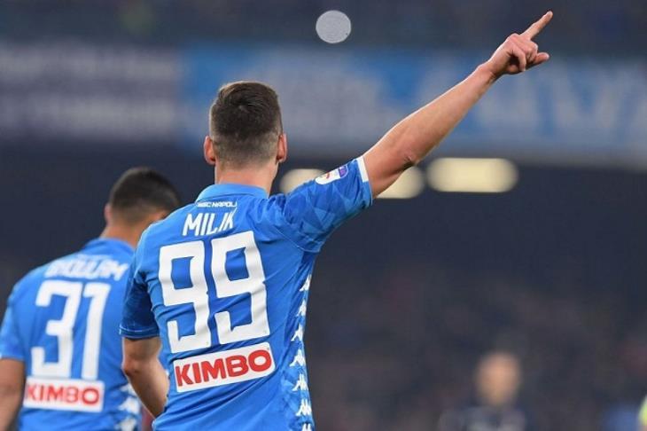 نابولي يستعيد نغمة الانتصارات في الدوري الإيطالي على حساب بولونيا