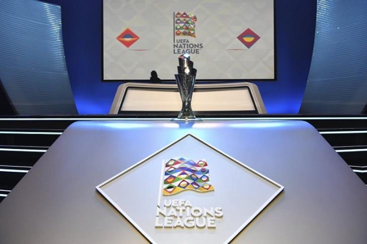 """قرعة نصف نهائي دوري أمم أوروبا.. صدام بين إنجلترا وهولندا في ضيافة """"برتغالية"""""""