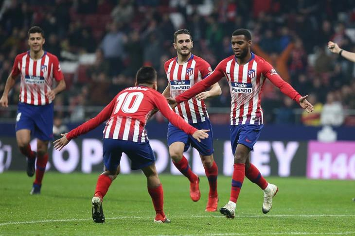 كوكي: أتلتيكو مدريد قدم مباراة جيدة أمام كلوب بروج رغم التعادل