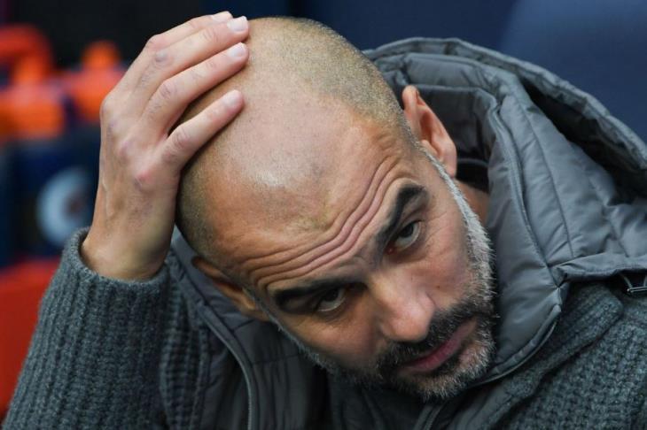 جوارديولا: لن أغير أي شىء إذا خسرنا المزيد من المباريات