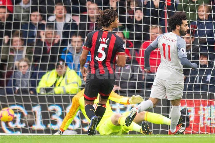صحيفة إنجليزية: قلق بين جماهير ليفربول بسبب ما فعله صلاح أمام بورنموث