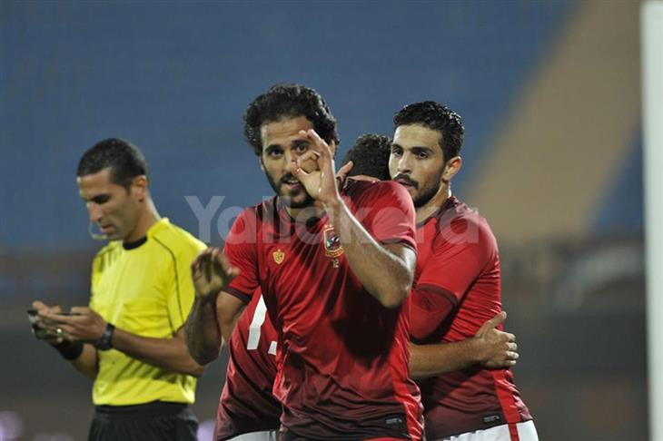 ثنائية تاريخية.. مروان محسن يسجل هدفين في 120 ثانية أمام طلائع الجيش