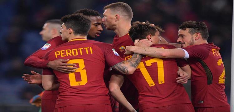 روما يتأهل لربع نهائي كأس إيطاليا
