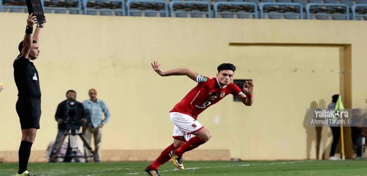 قائمة المنتخب الأولمبي.. صلاح محسن يتواجد استعدادًا لتونس والجزائر