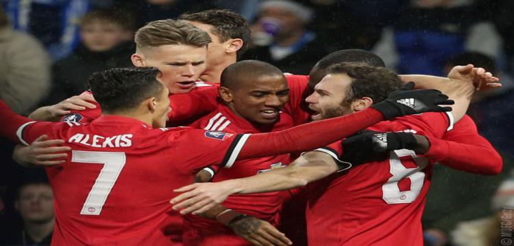 مانشستر يونايتد يتصدر قائمة أندية كرة القدم الأعلى قيمة في أوروبا