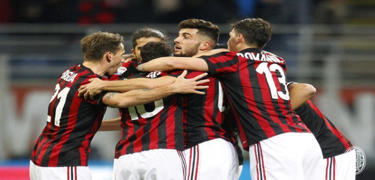 تقارير: ميلان يواجه خطر الاستبعاد من الدوري الأوروبي