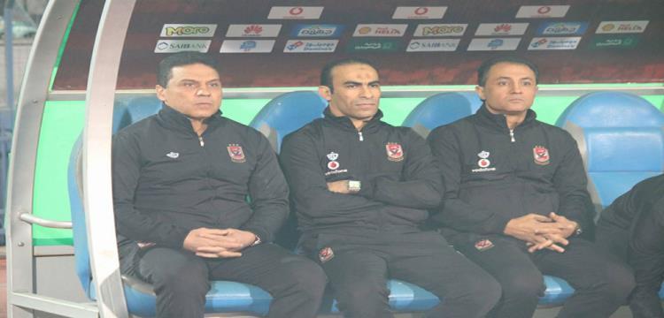 حسام البدري وعبدالحفيظ وايوب