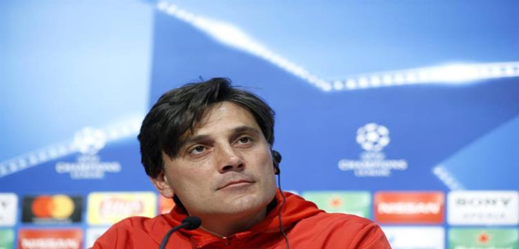 مونتيلا يحذر لاعبي إشبيلية قبل مباراة برشلونة