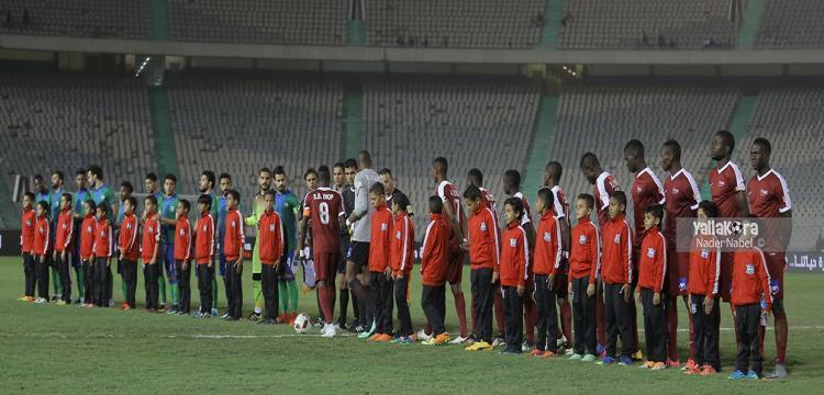 المقاصة يودع دوري الأبطال بعد التعادل مع جينيراسيون السنغالي